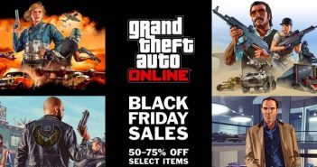 GTA des promotions pour le weekend Black Friday !