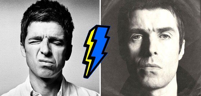 [Critique croisée] Noel et Liam Gallagher - Who Built The Moon ? / As You Were