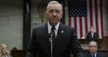 House of Cards : la saison 6 suspendue par Netflix jusqu'à nouvel ordre