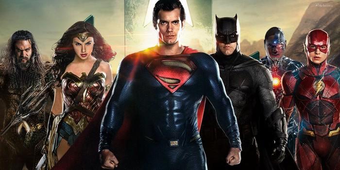 [Critique] Justice League