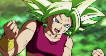 Dragon Ball Super : Kaufla vs Gokû - la fin du combat (spoilers)