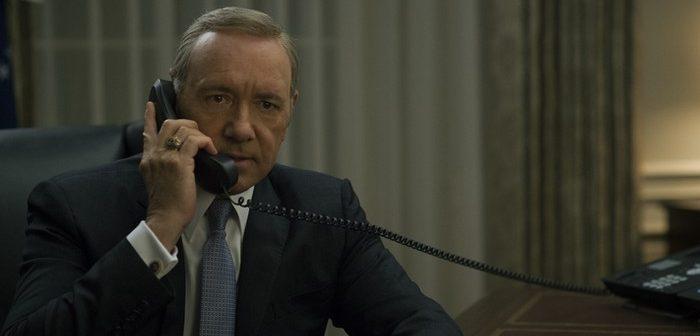 Scandale Kevin Spacey : Netflix le vire de House of Cards !