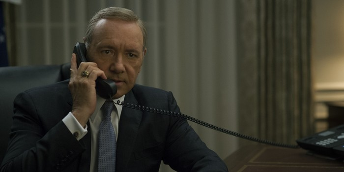 Scandale Kevin Spacey : Netflix le vire de House of Cards !