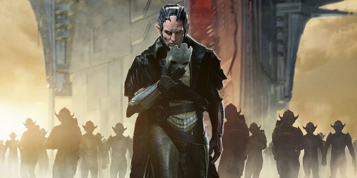 Thor : le monde des ténèbres : Christopher Eccleston défonce Marvel