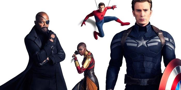 Marvel annonce 20 nouveaux films et les Avengers se rassemblent en images