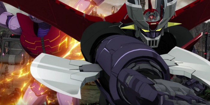 [Critique] Mazinger Z Infinity : le Pacific Rim originel