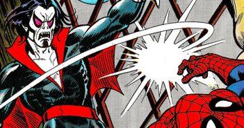 Morbius : un spin-off de Spider-Man en préparation !