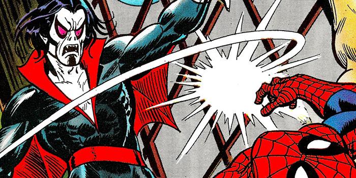 Morbius le Vampire bientôt à l'écran — Spider-Man