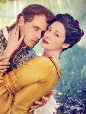 Outlander : un nouveau photoshoot qui va vous faire fondre
