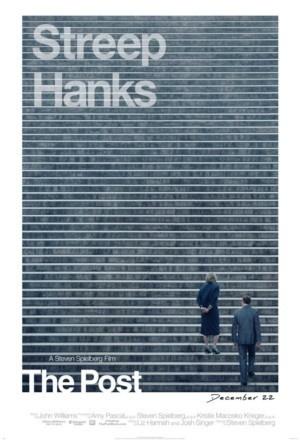 Pentagon Papers : le prochain Spielberg s'offre une bande-annonce et une affiche