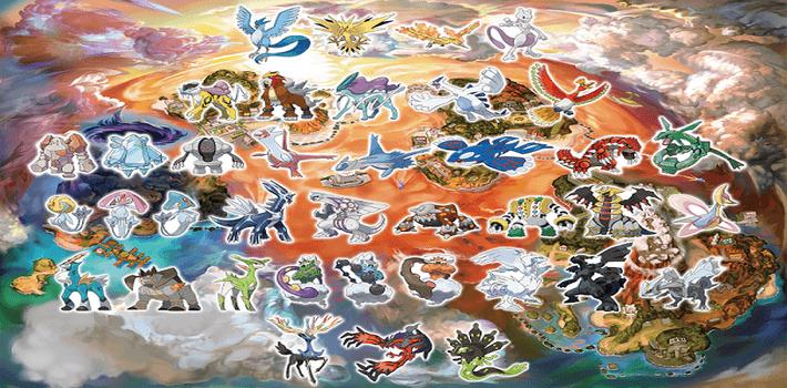 Pok mon ultra soleil lune d couvrez les l gendaires - Pokemon legendaire blanc 2 ...