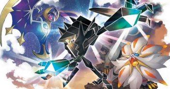 Pokémon Ultra-Soleil / Lune, découvrez trois nouveaux Pokémon !