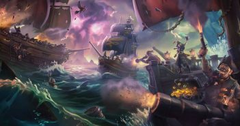 [Preview] Sea of Thieves : bières, sirènes, requins et sabordage !