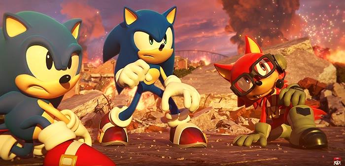 Durant le Paris Games Week 2017 nous avons pu tester Sonic Forces version Nintendo Switch. La nouvelle maison du plombier lui réussira-t-elle ?