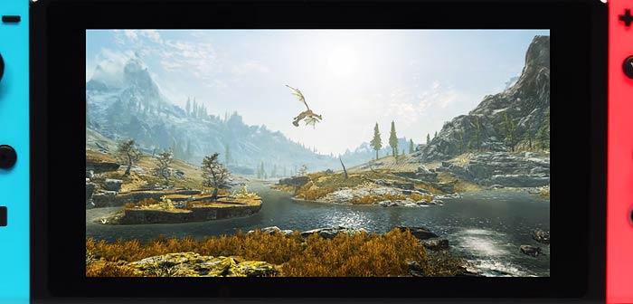 Après moult versions sorties depuis 2011, The Elder Scrolls V Skyrim se remontre à la Paris Games Week 2017. Le jeu s'attaque avec brio à la Nintendo Switch.