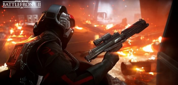 Quand Blizzard trolle Star Wars Battlefront II