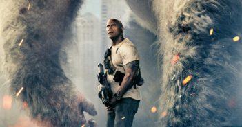 Rampage bande-annonce : Dwayne Johnson et les animaux fantastiques