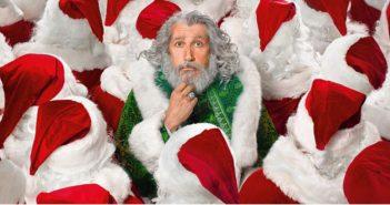 Santa & Cie : Alain Chabat se la joue Père Noël dans une bande-annonce
