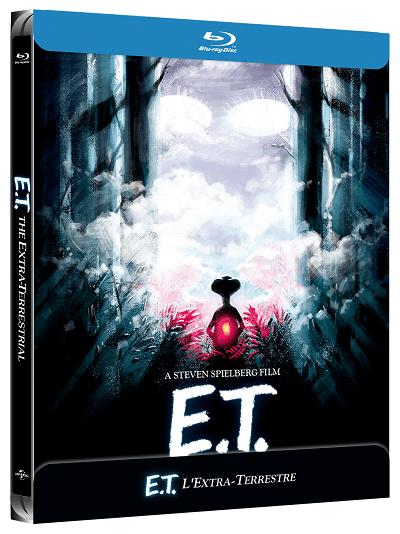 Steelbook E.T. L'Extra-Terrestre