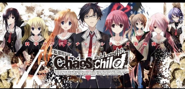 [Test] Chaos;Child, un Visual Novel aussi puissant que Steins;Gate ?