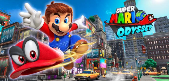 [Test] Super Mario Odyssey, on lui tire volontiers notre chapeau !