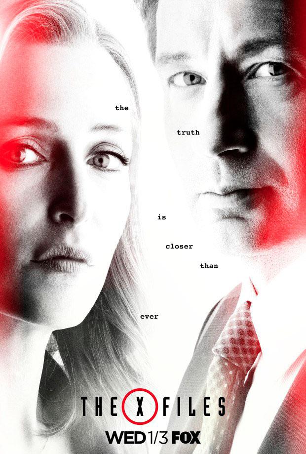 Un poster annonce la date de la saison 11 de X-Files !