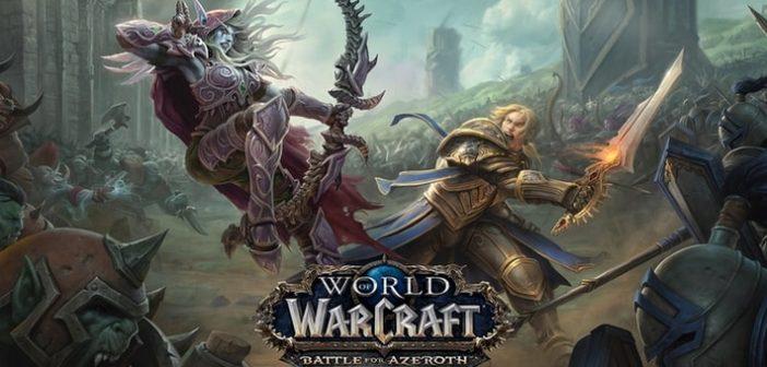 World of Warcraft dévoile sa prochaine extension !