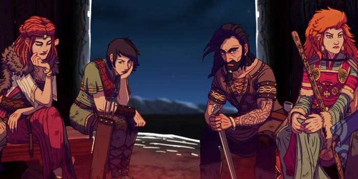 [Preview] Dead in Vinland : jeu de survie au pays des Vikings