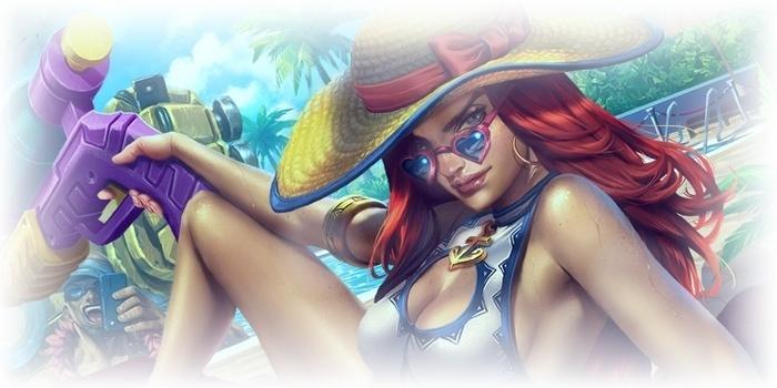League of Legends : une poignée de nouveaux skins en approche !
