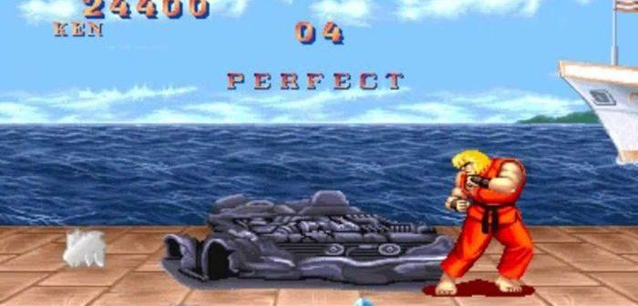 Street Fighter II bénéficierait d'une version spéciale VR !