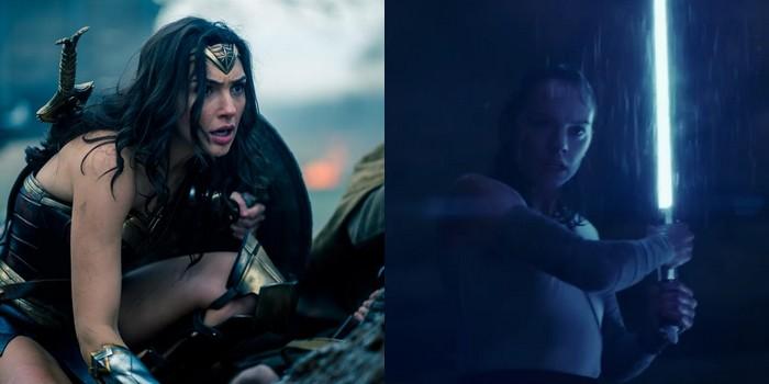 Wonder Woman 2 rend les armes face à Star Wars IX