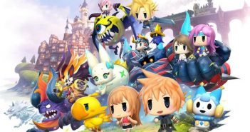 World of Final Fantasy s'annonce sur smartphone !