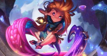 League of Legends présente Zoé, la championne qui va vous faire tilter !