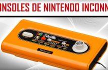 6 consoles Nintendo méconnues et révolutionnaires !