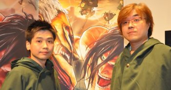 [Rencontre] Les jeux vidéo de... Hisashi Koinuma et Hideo Suzuki de A.O.T. 2 !