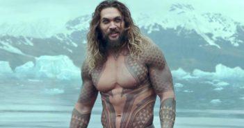 Aquaman : Jason Momoa tout en muscles sur une première image