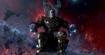 Avengers : Infinity War – Thanos fera une démonstration de force dès le début