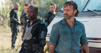 [Critique] The Walking Dead mi-saison 8 : de retour d'entre les morts ?