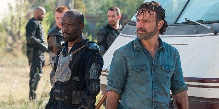 [Critique] The Walking Dead mi-saison 8 : de retour d'entre les morts ?