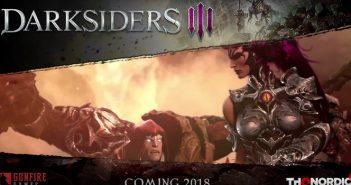 Darksiders III : un nouvel extrait de la sexy Fury !