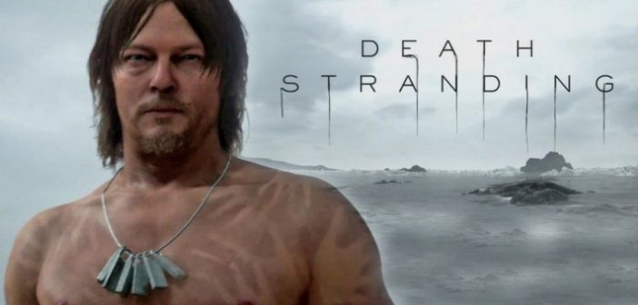 Death Stranding Hideo Kojima donne quelques informations