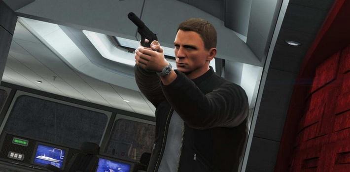 Goldeneye 007 James Bond rend les armes sur Wii