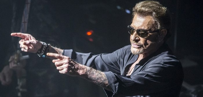Johnny Hallyday : ses 5 albums les plus rock'n'roll
