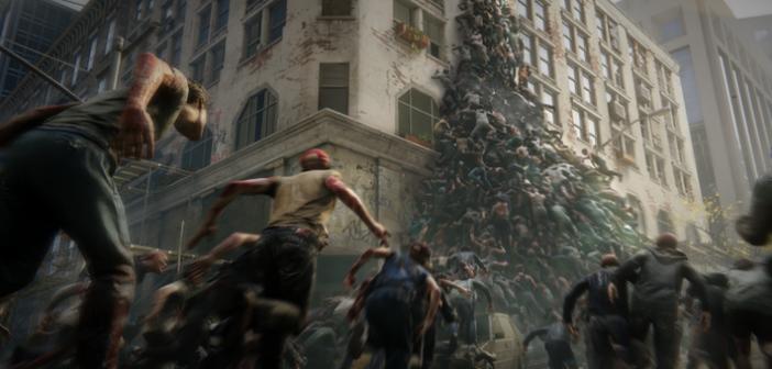 Les zombies de World War Z débarque sur vos consoles !