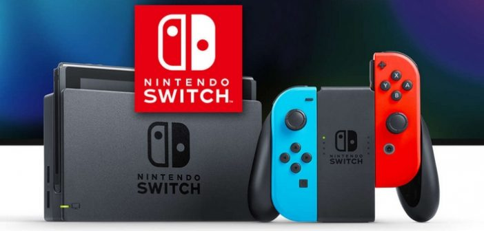 Nintendo Switch report des cartes de 64 Go !