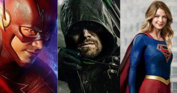 On en sait plus sur le retour de Flash, Arrow et Supergirl !