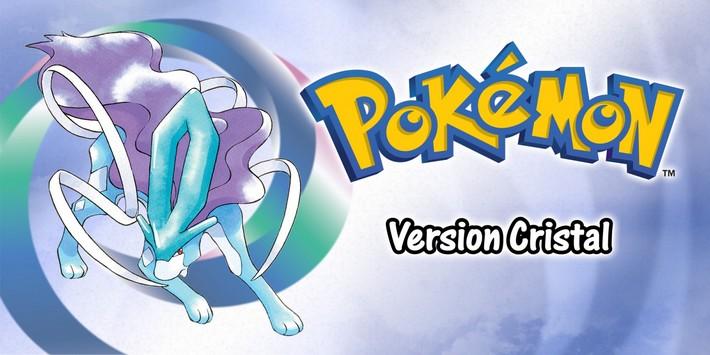 Pokémon Cristal sortira sur 3DS en janvier