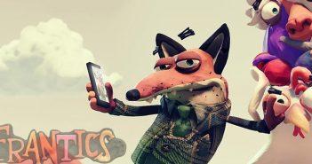 Exclusifs à la Playstation 4, les jeux de la gamme PlayLink accueilleront bientôt Frantics. Nous avons pu poser les mains dessus et apercevoir ce jeu familial édité par SIEE.