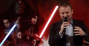 """[Rencontre] Rian Johnson sur Star Wars : Les Derniers Jedi : """"Je ne veux pas décevoir les fans"""""""