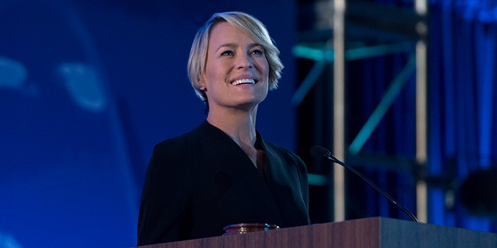 La production de House of Cards reprendra début 2018